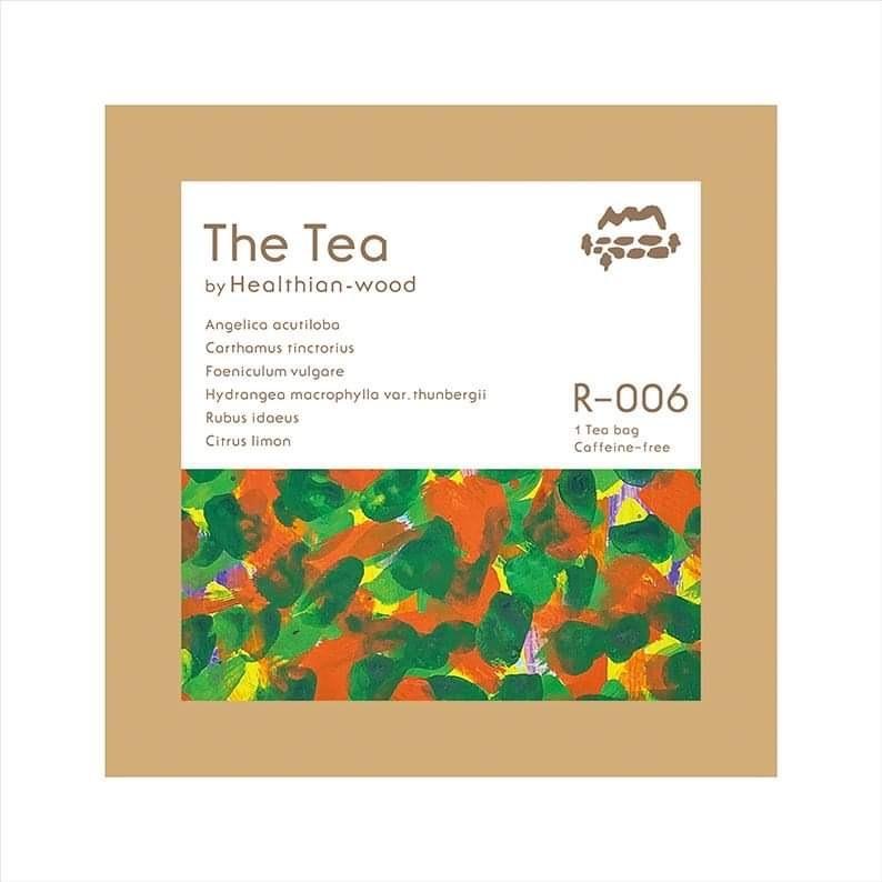 The Tea  R-006(3個入)