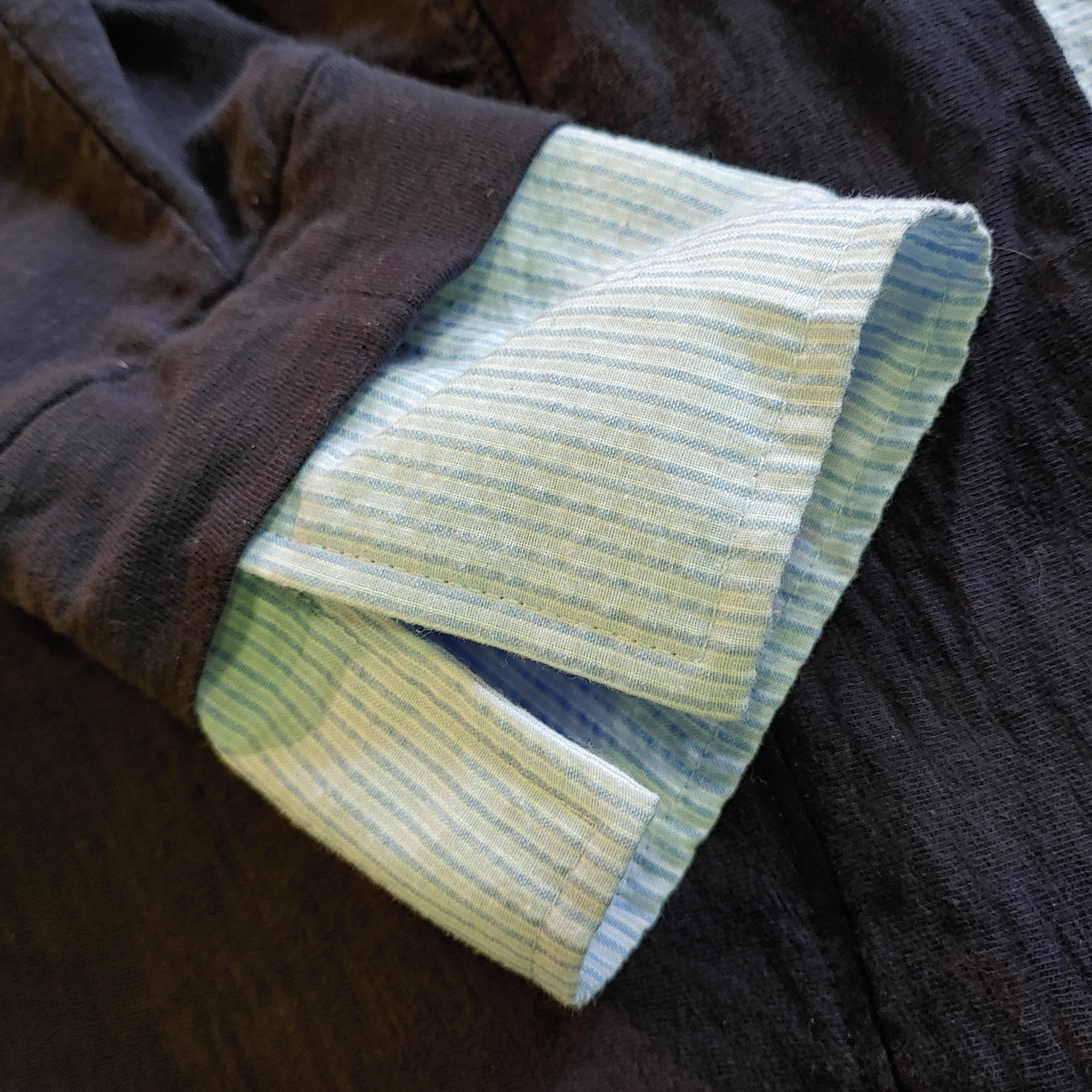 TOMMY HILFIGER【USED】ドッキングシャツ