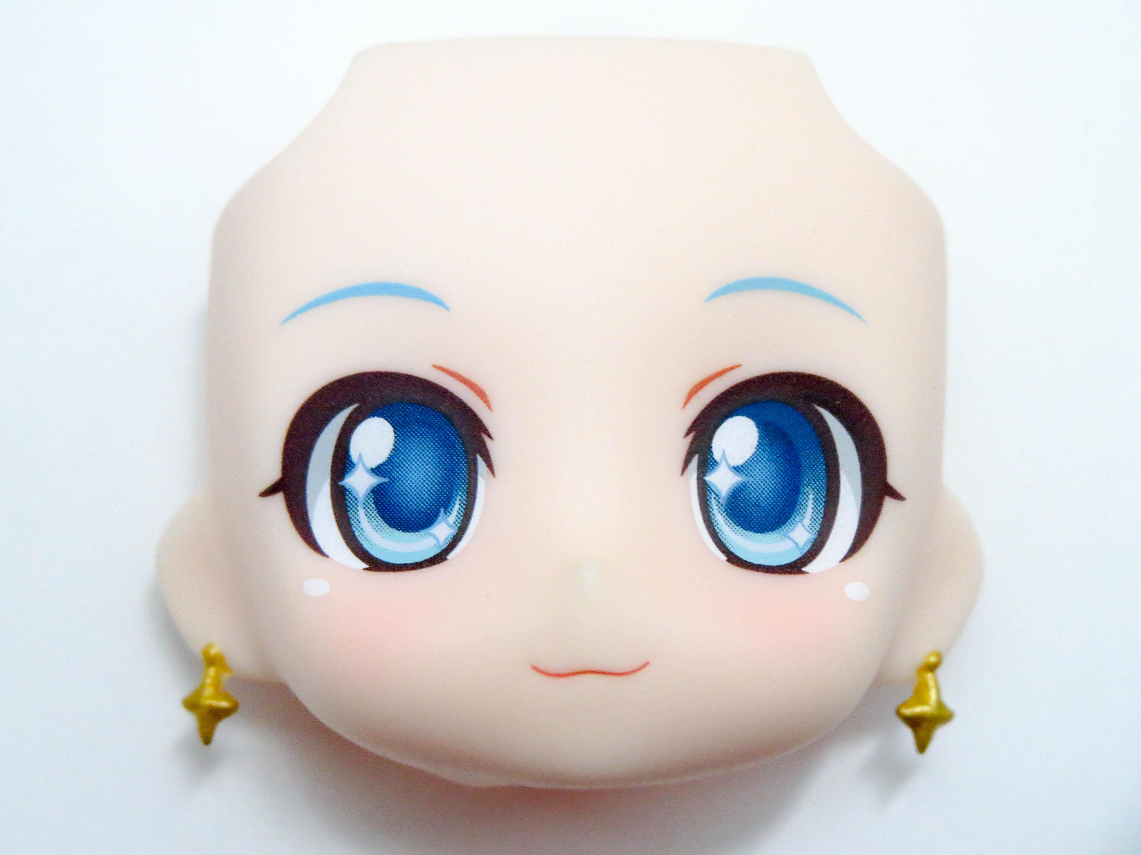 【701】 雪ミク Twinkle Snow Ver. 顔パーツ 普通 ねんどろいど