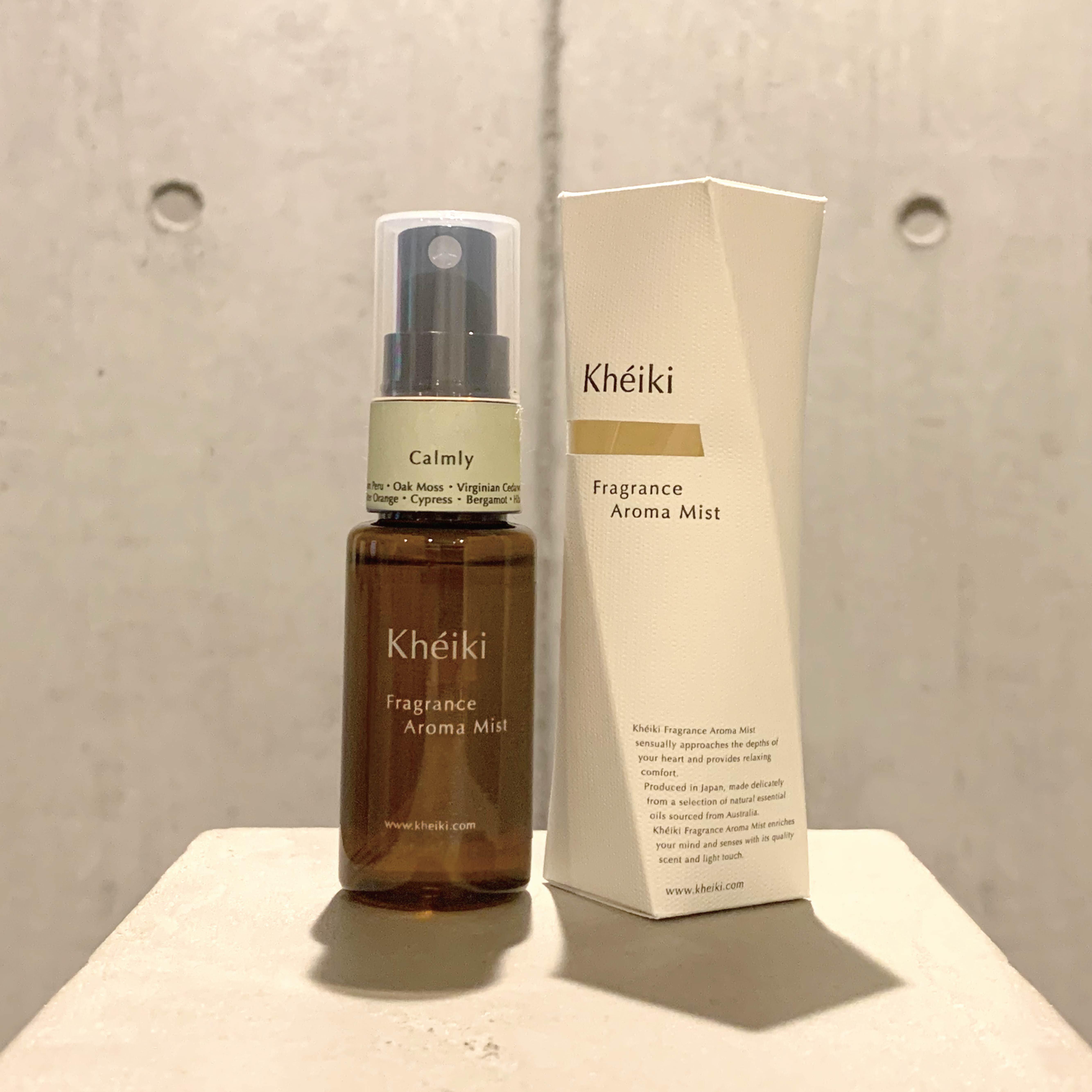 Fragrance Aroma Mist / 30mL / Calmly