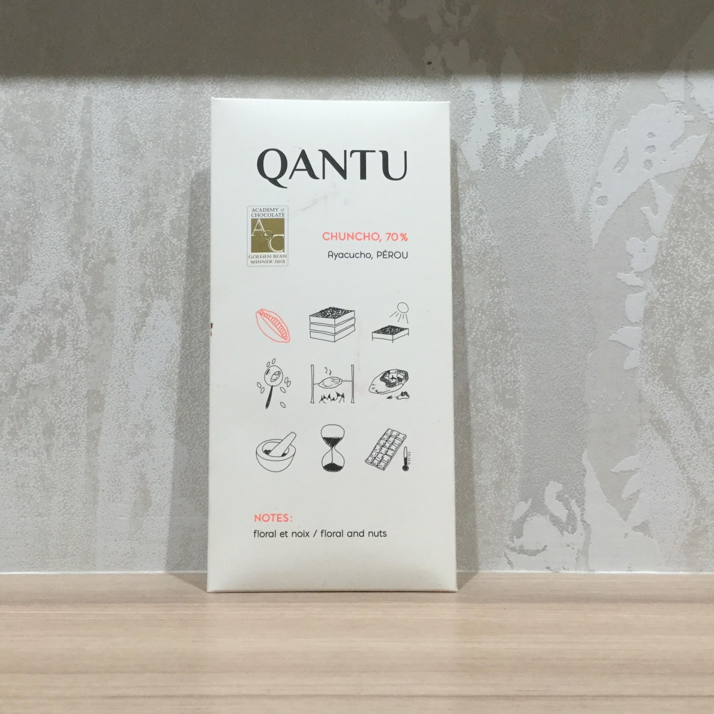 【QANTU/カントゥ】チュンチョ70%アヤチュンチョ