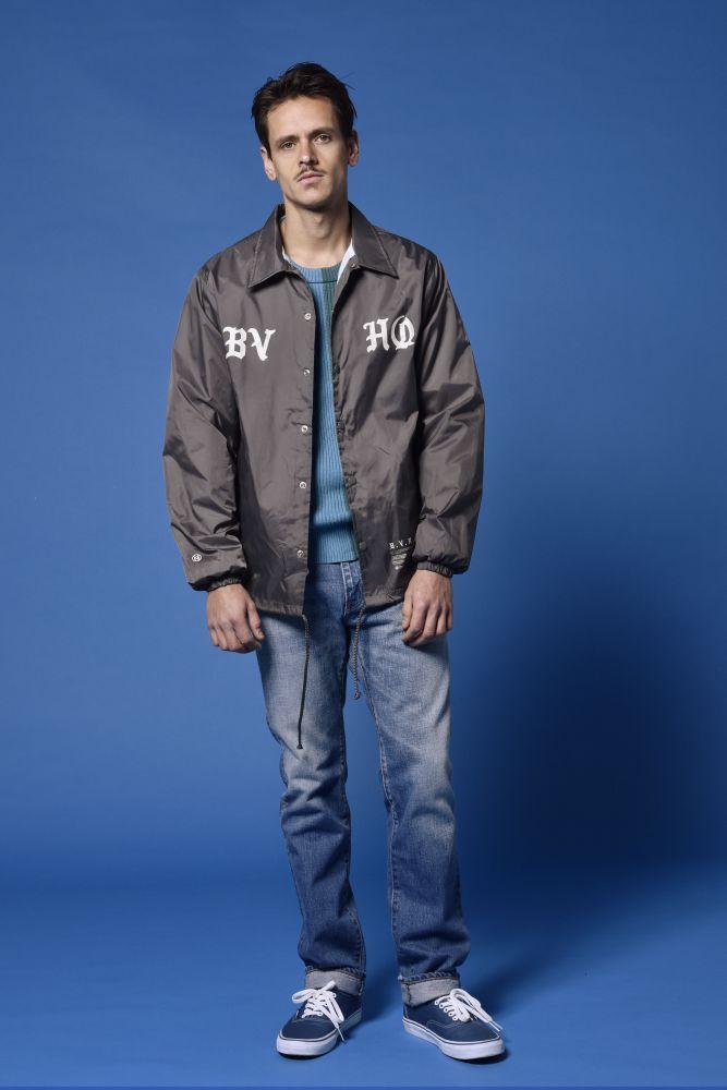 BV HQ Coach JKT(HQ×BV-06)