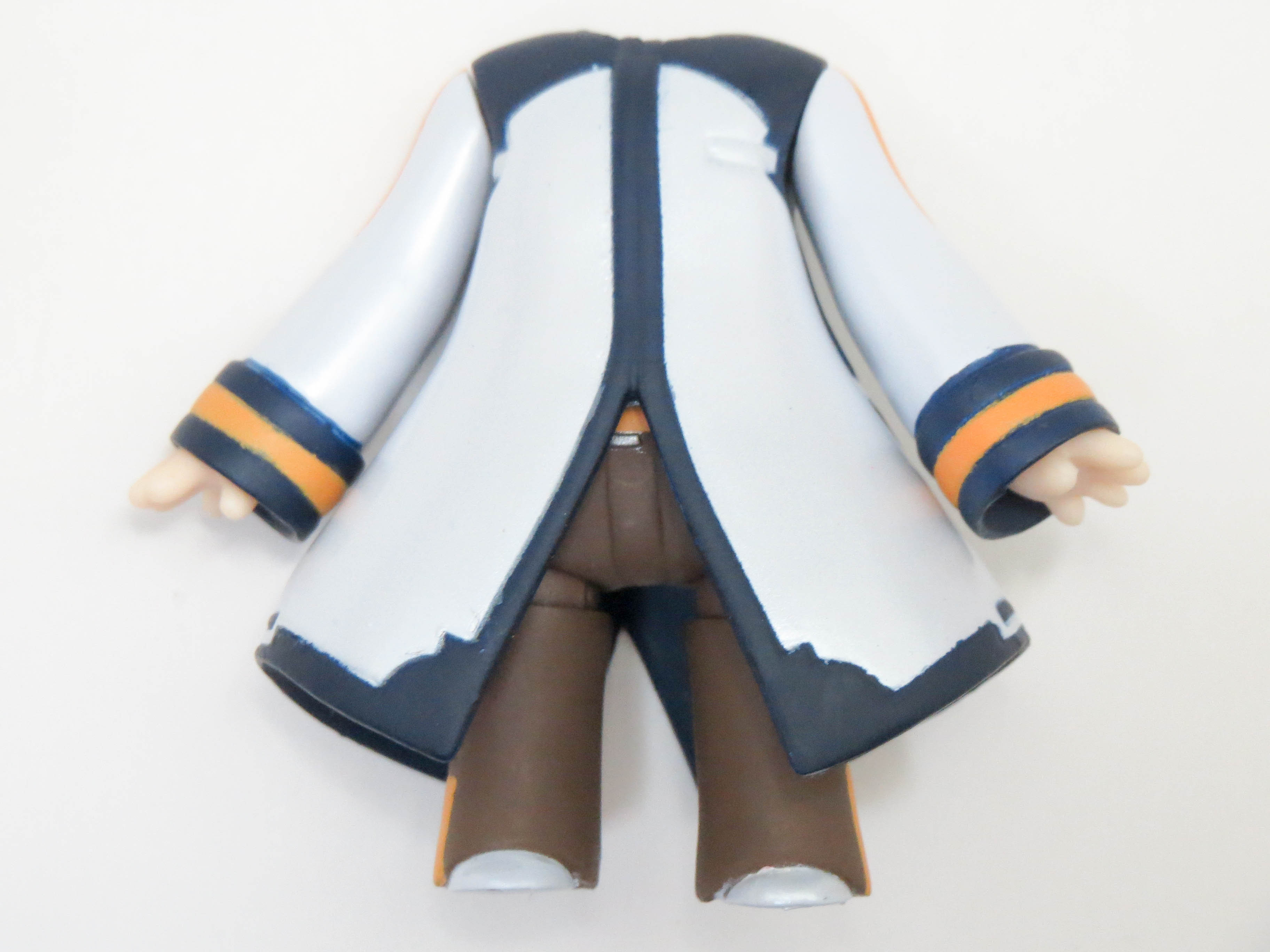 再入荷【202】 KAITO 応援Ver. 体パーツ KAITOの服 ねんどろいど