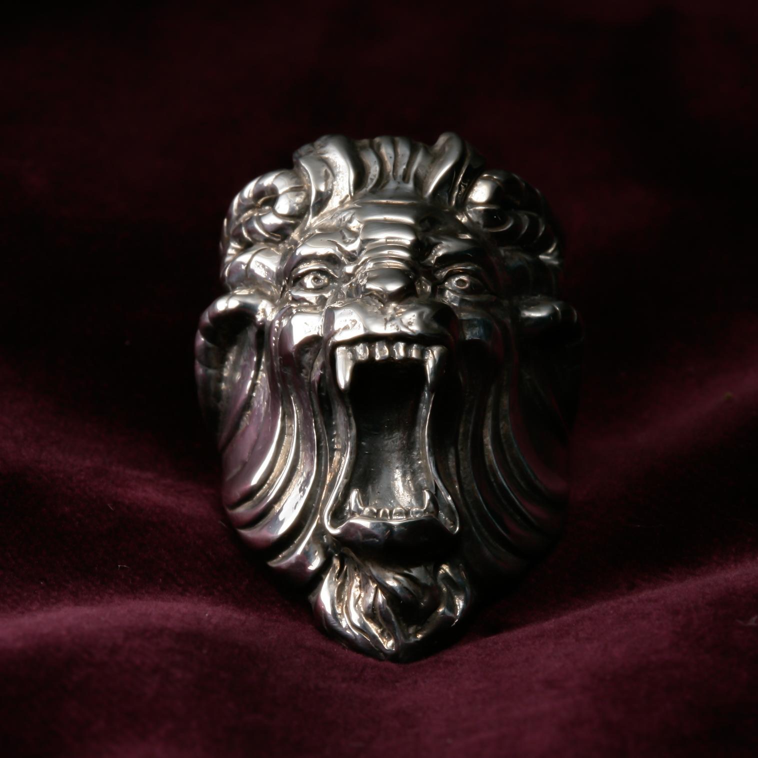 LEON amulet 『レオンアムレット(魔除け)』