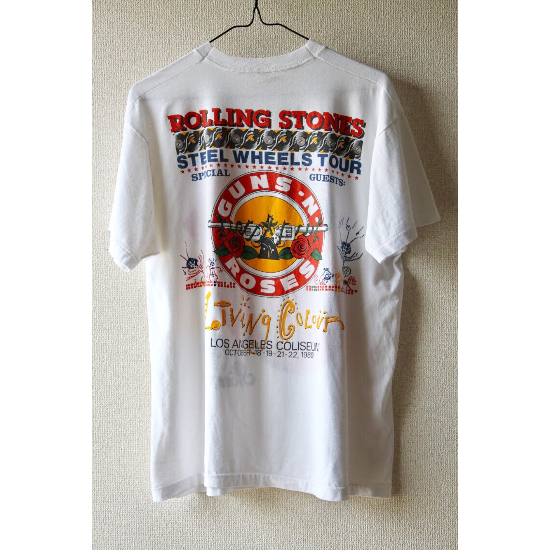 Vintage The Rolling Stones t shirt