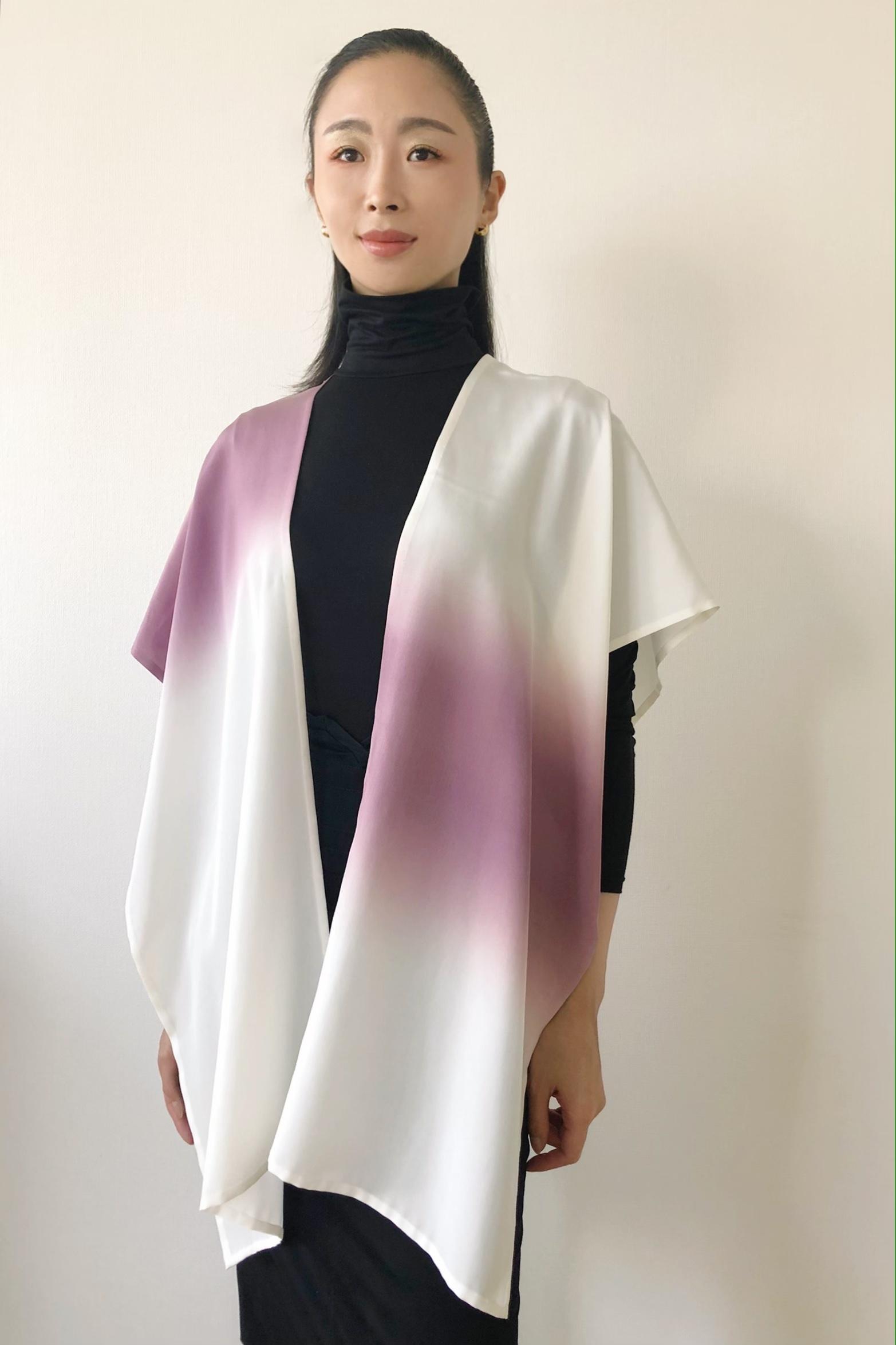 絹羽織|SARAPE_SHORT