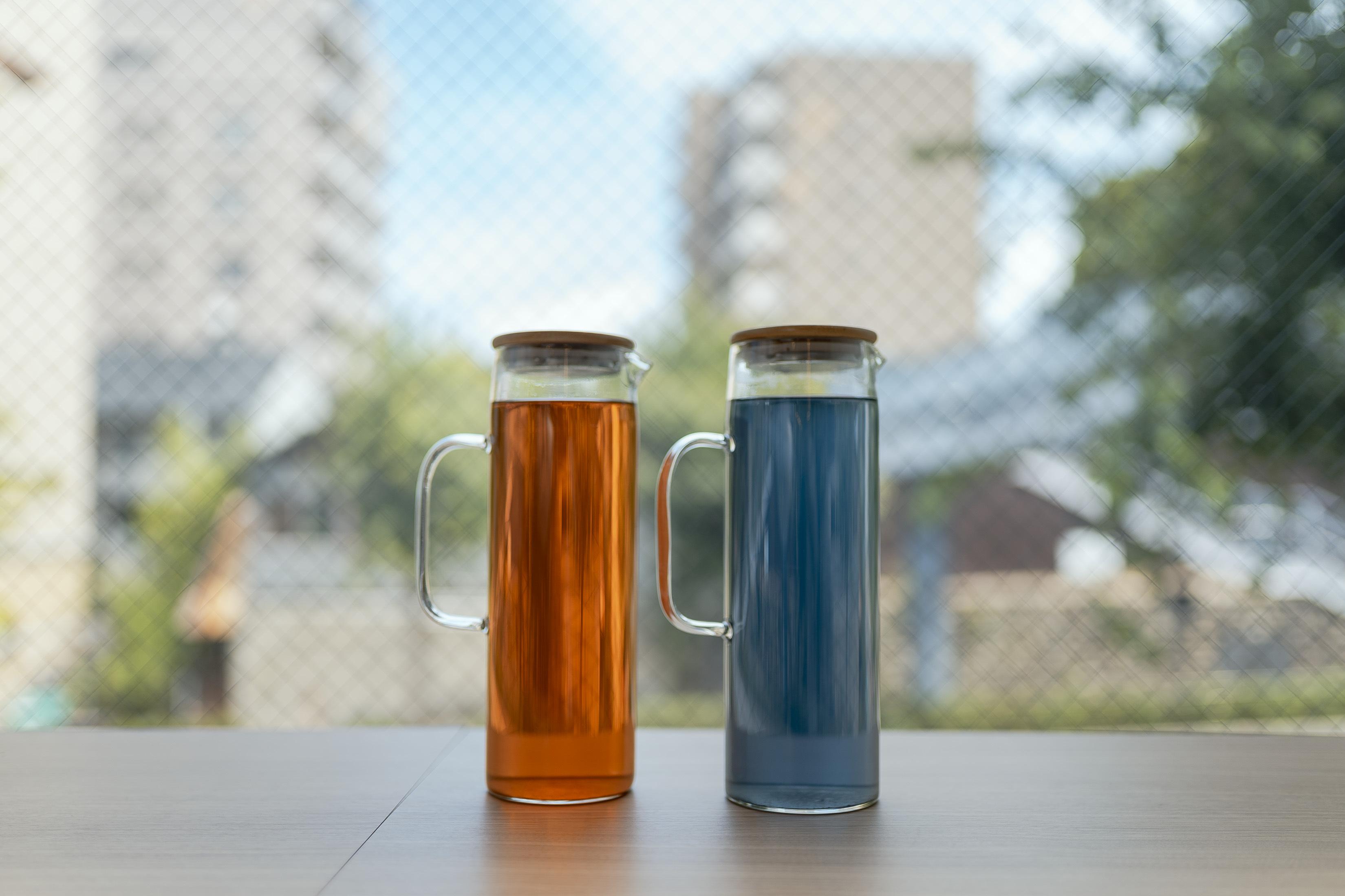 ボイ茶 ~VOIce CHArge~  レッドとブルーのセット