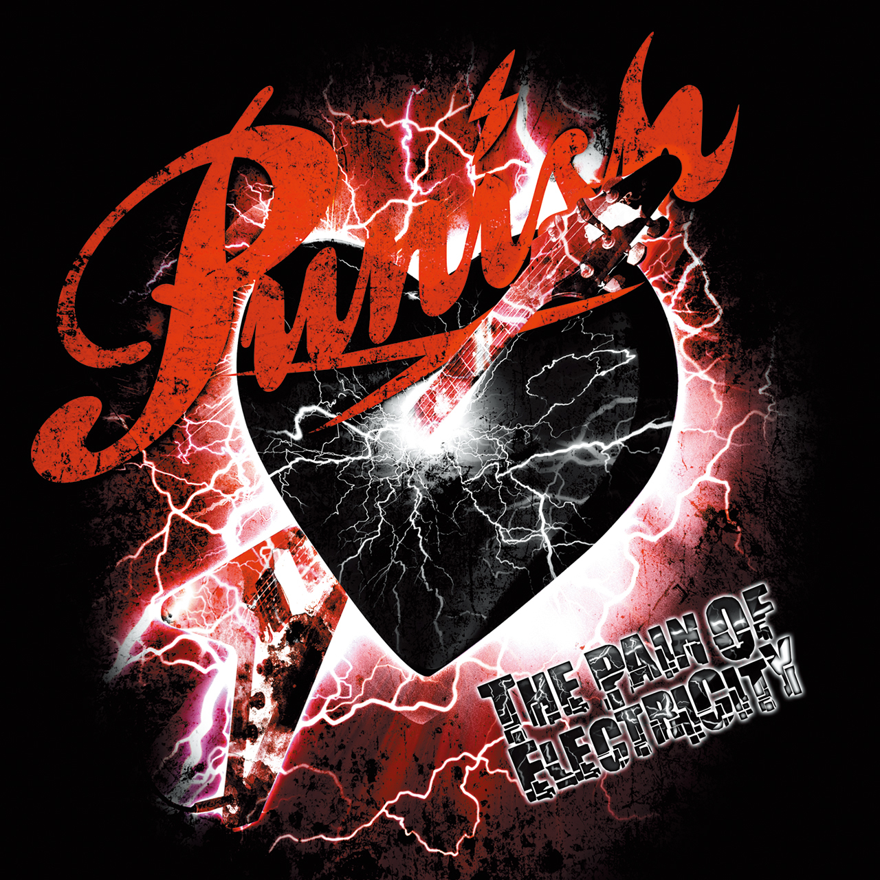 Tシャツ(メンズ完売)+ステッカーset:Punish - 画像4
