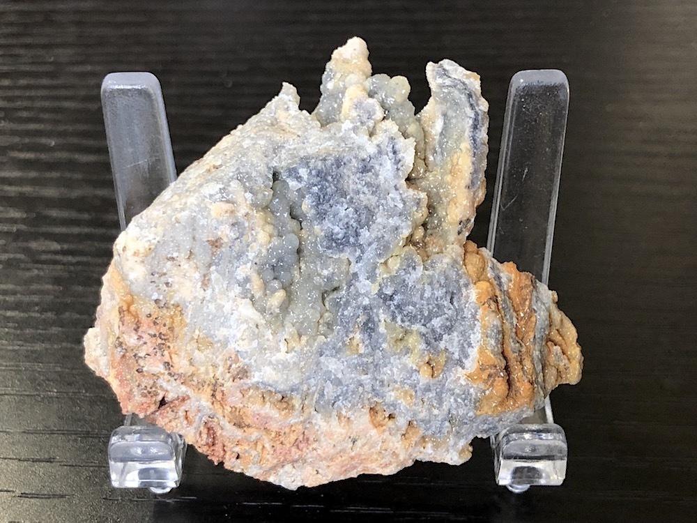 アメリカ産スミソナイト 原石 ドゥルージー 85,7g SN006