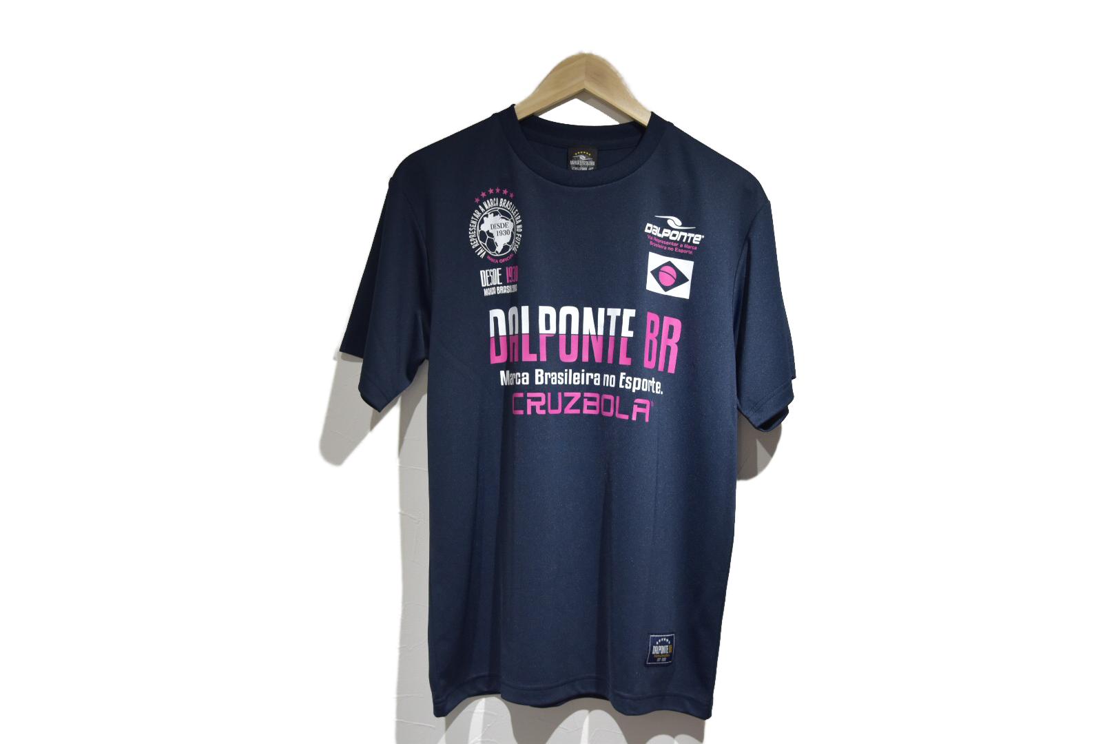DalPonte プラシャツ NAVY(DPZ0206)