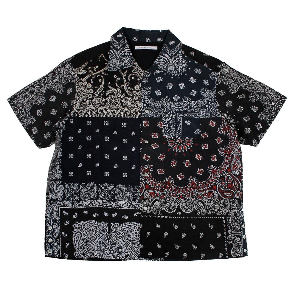 CHILDREN OF THE DISCORDANCE Vintage Bandana Short Sleeve Shirt Size3