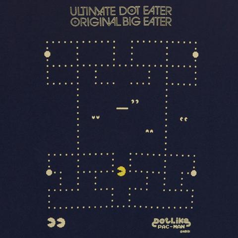 パックマン ULTIMATE DOT EATER-T / Dot Like / EDIT MODE