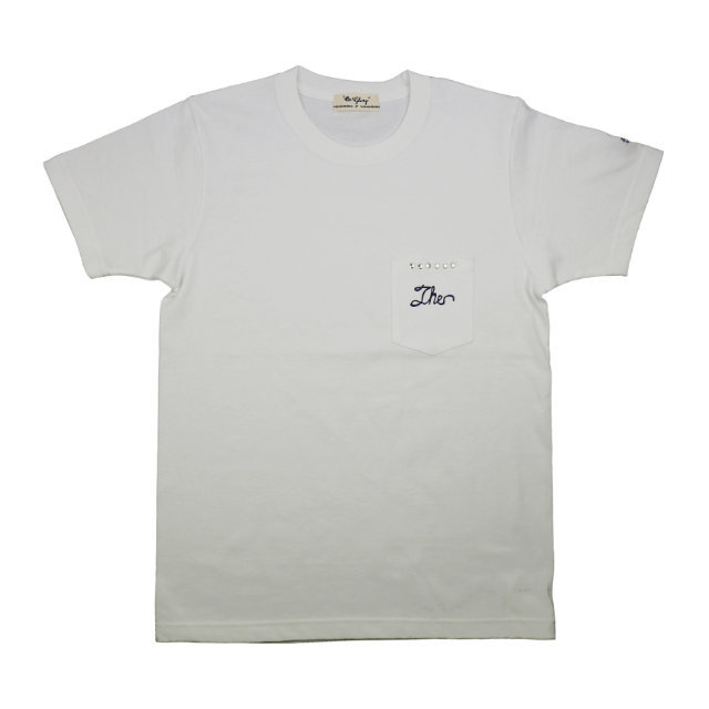 UK Pocket Tee 【OR GLORY】