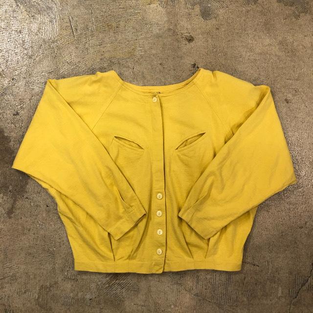 Dolman Sleeve Cotton Tops ¥4,900+tax