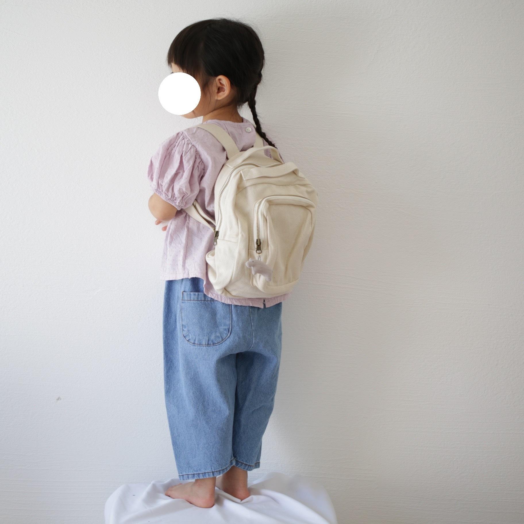 simple  back pack. 〔シンプル バックパック〕