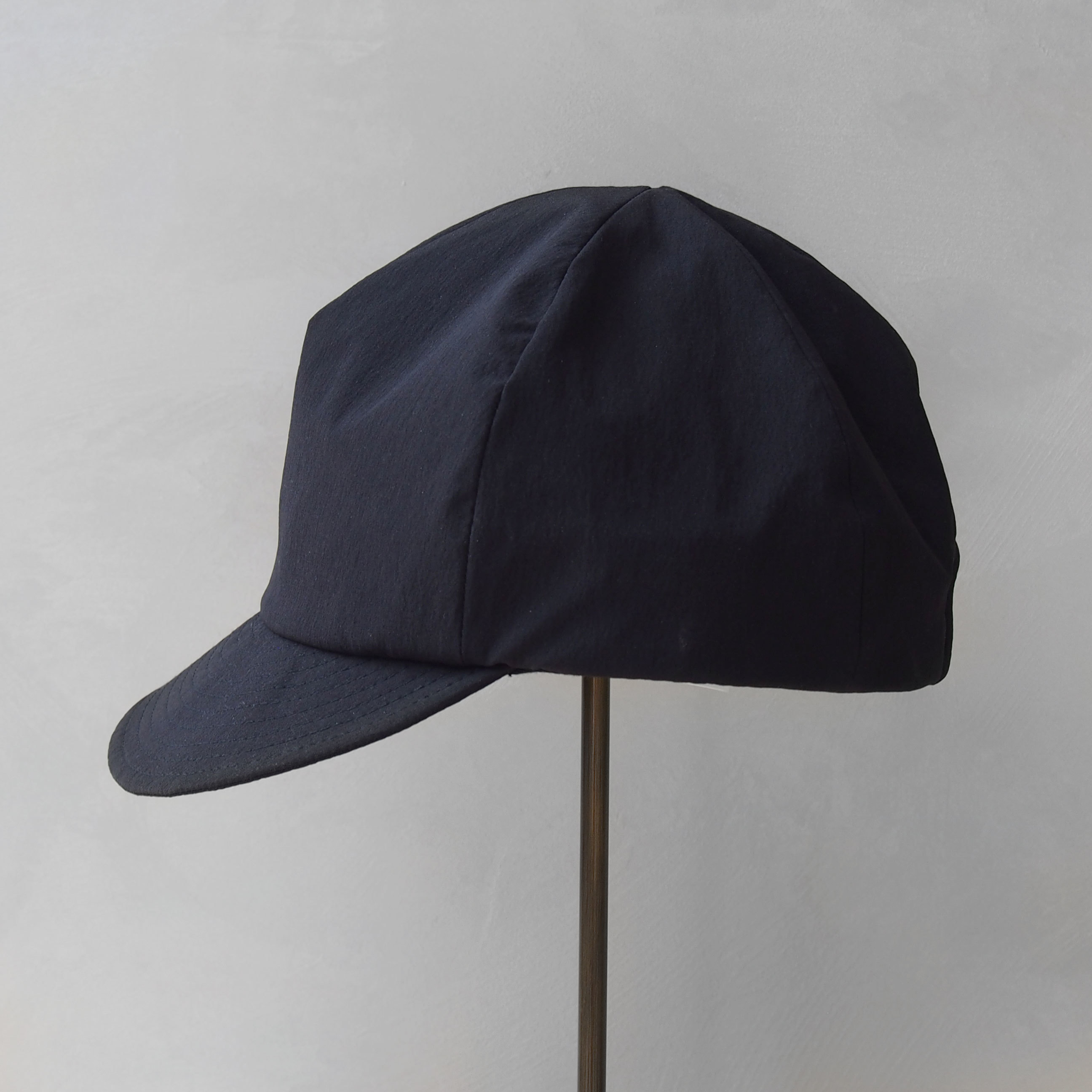 Nine Tailor Aster cap Black