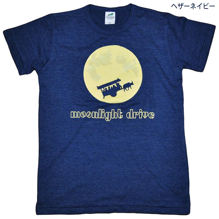 月と水牛車 / moonlight drive