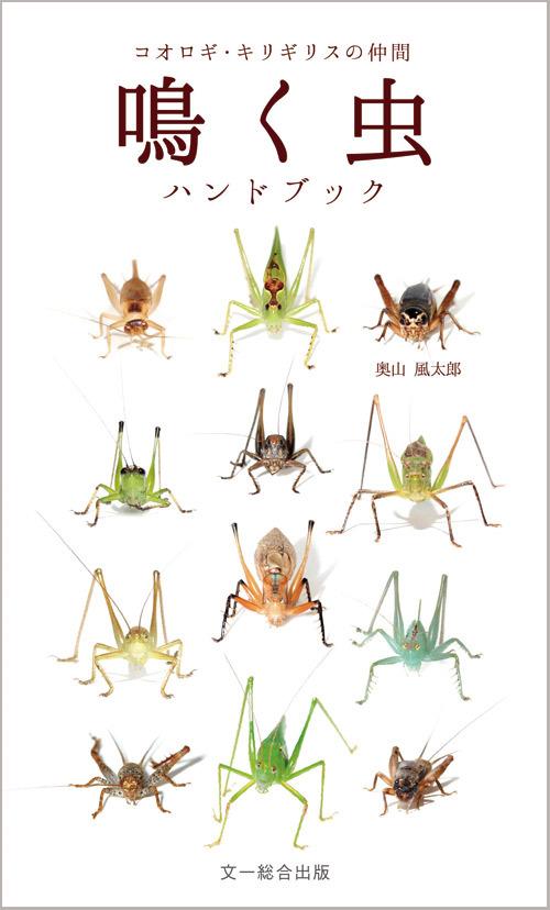 鳴く虫ハンドブック コオロギ・キリギリスの仲間