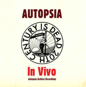 Autopsia ‎– In Vivo(CD)