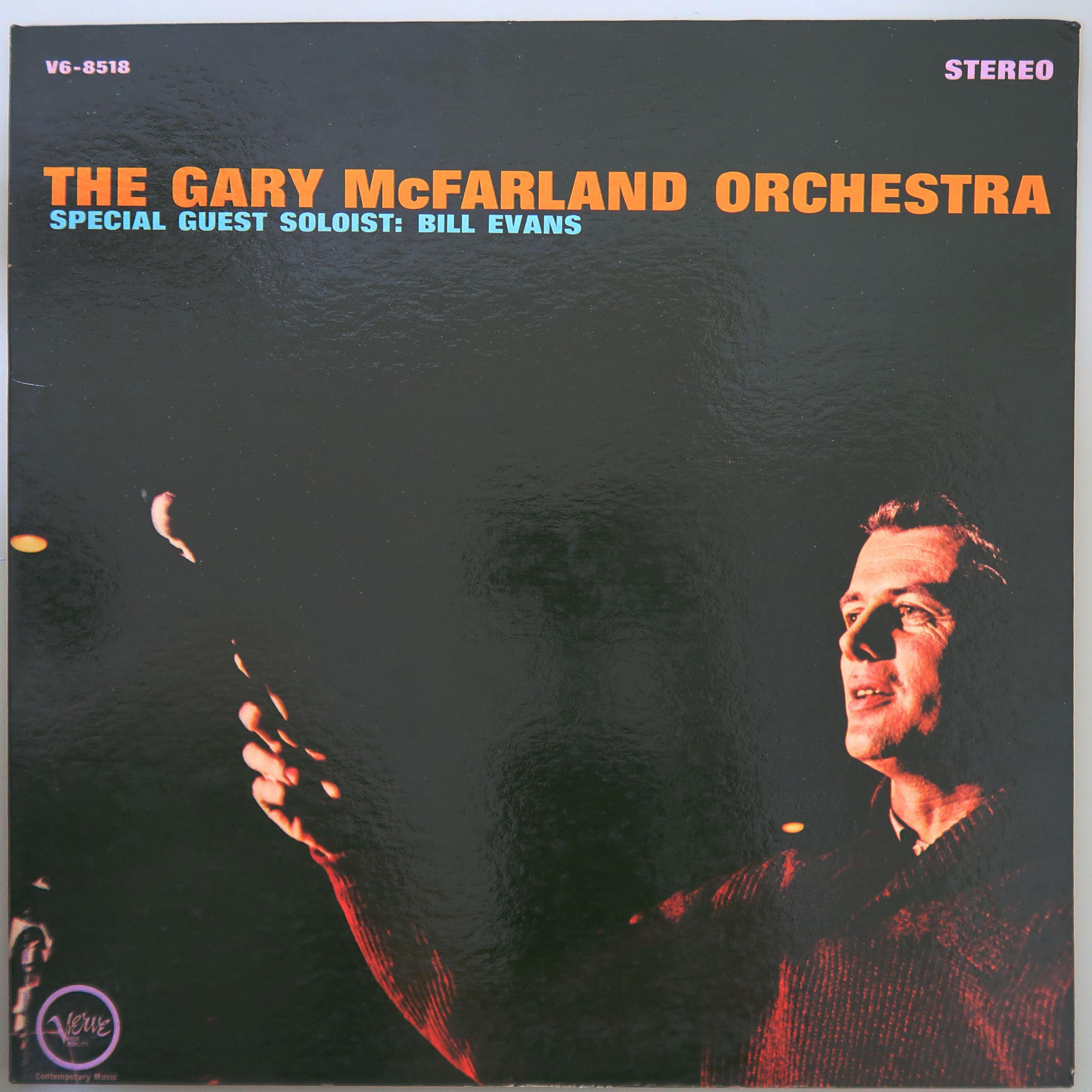 BILL EVANS / THE GARY McFARLAND ORCHESTRA 米オリジナル