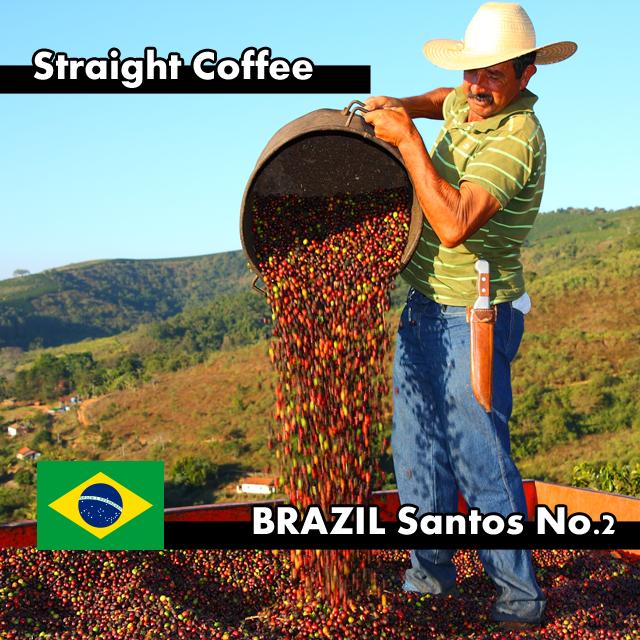 ブラジル・サントスNo.2 100g
