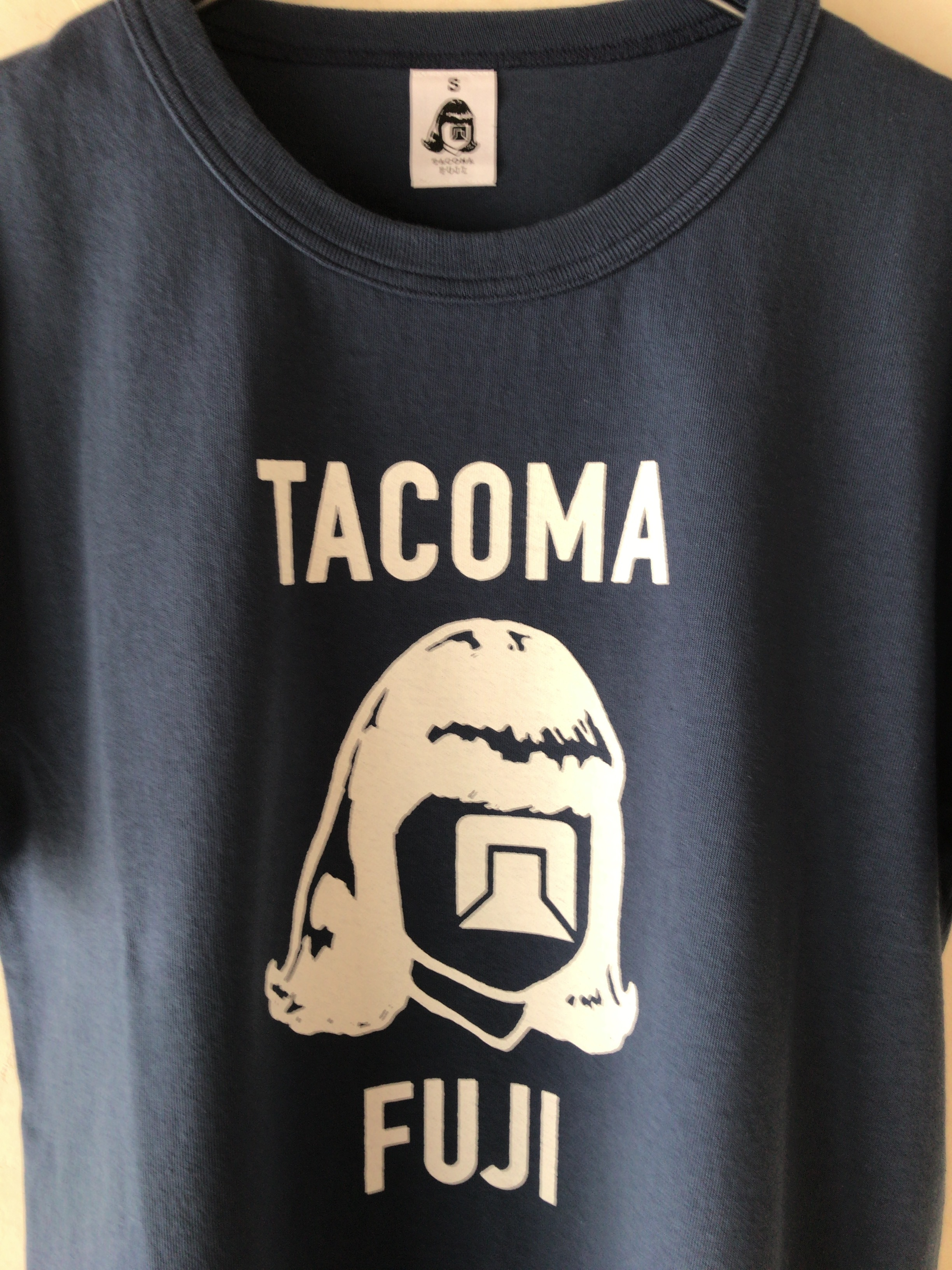 TACOMA FUJI RECORDS LOGO MARK'18 designed by Jerry UKAI & TACOMA FUJI RECORDS