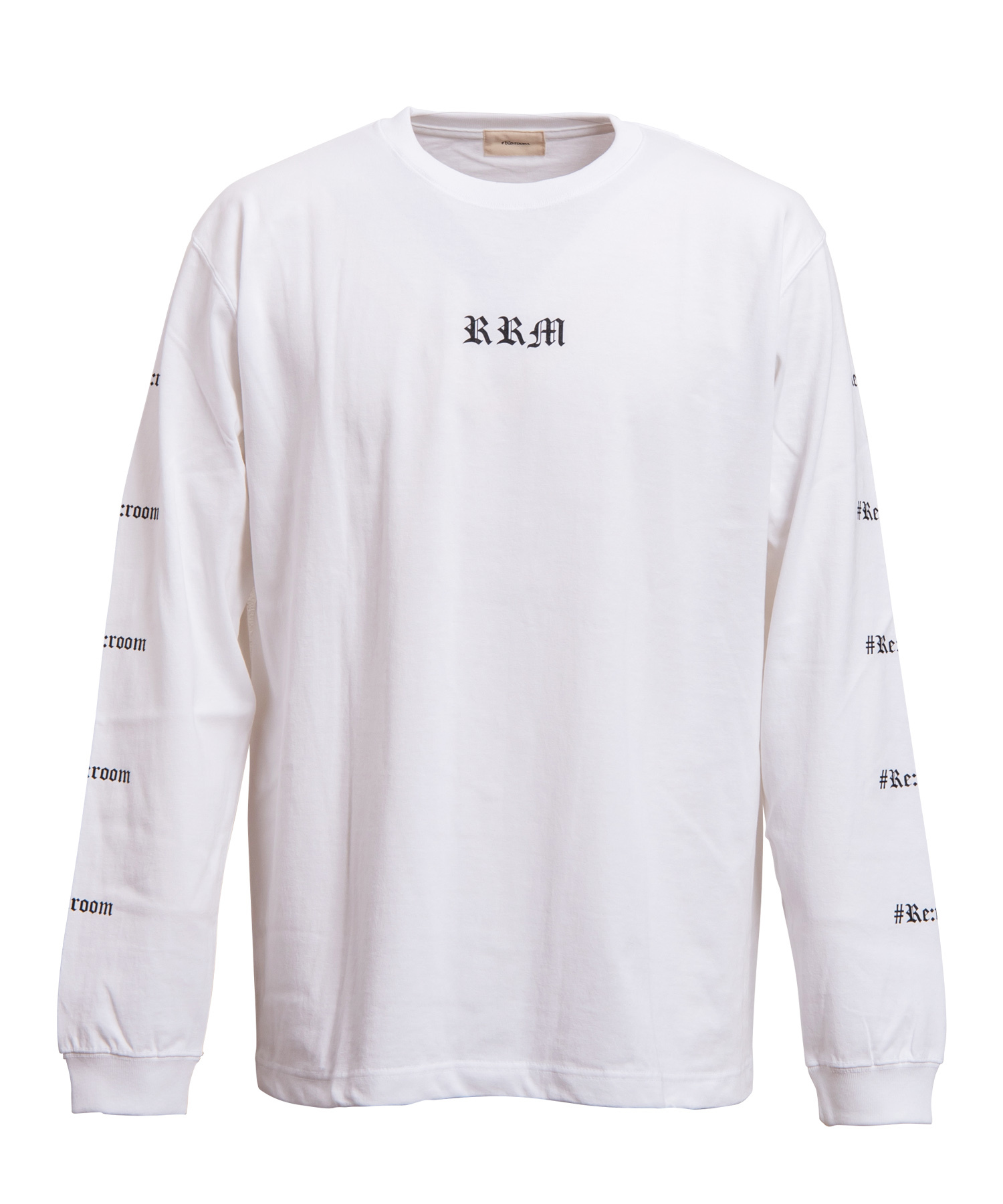 RRM LOGO ARM PRINT LONG SLEEVE[REC167]