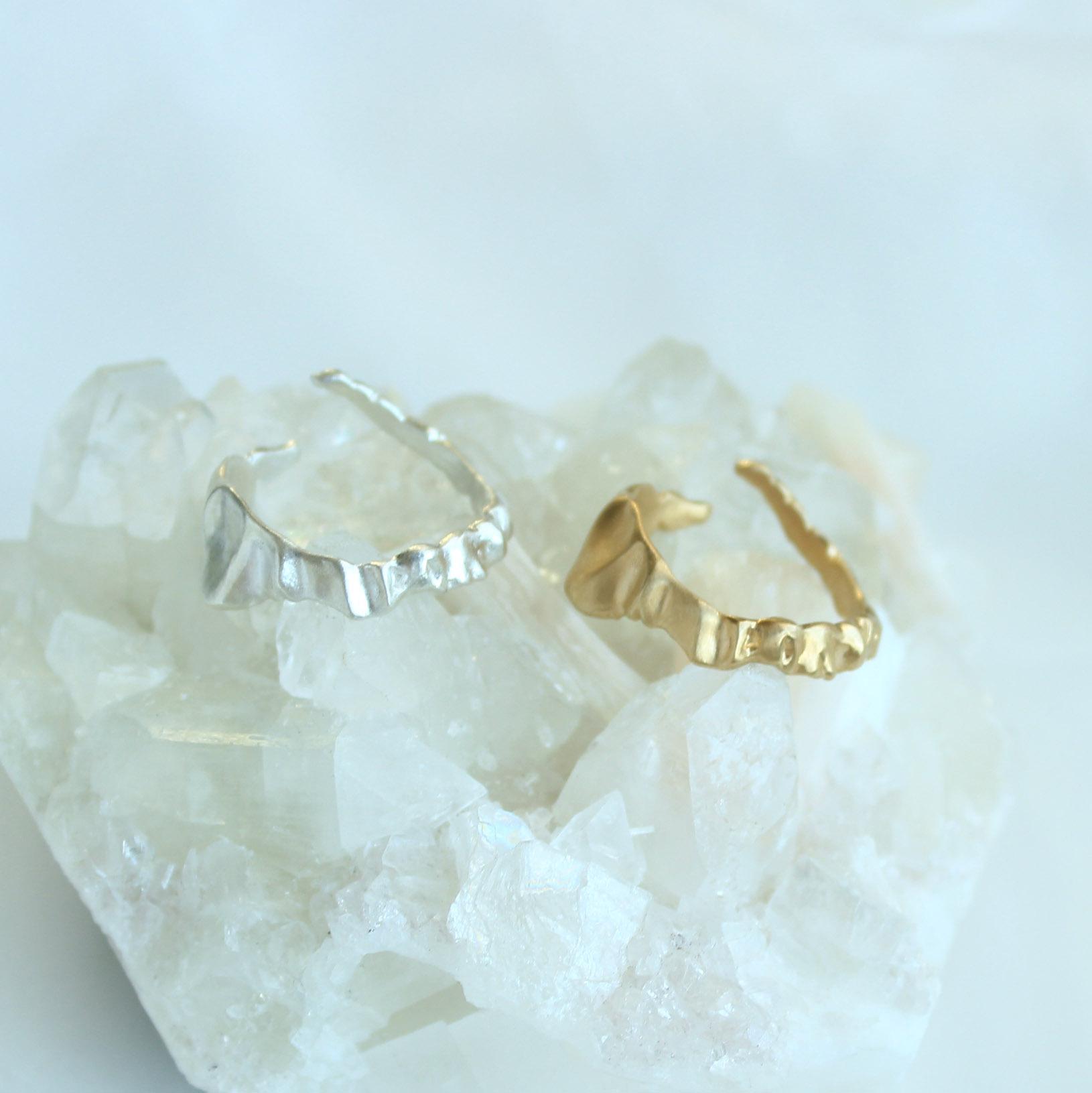 Ring / Frill Waver