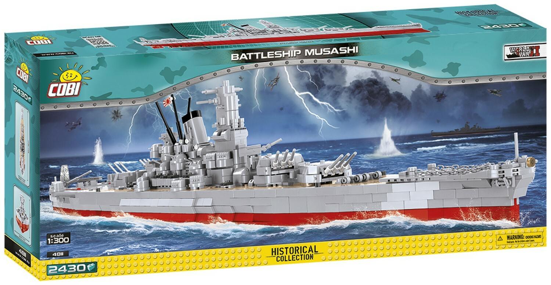 COBI #4811 戦艦武蔵