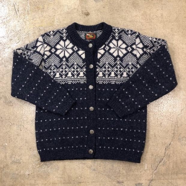 Nordic Cardigan ¥7,200+tax