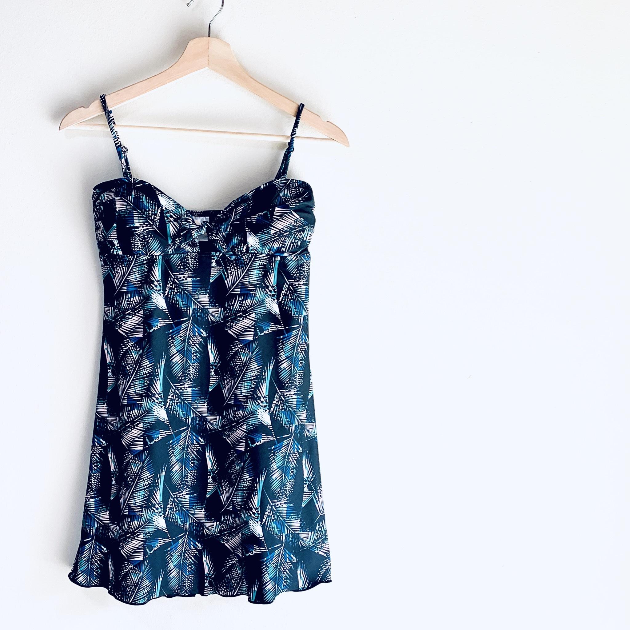 Swim Dress Two Piece