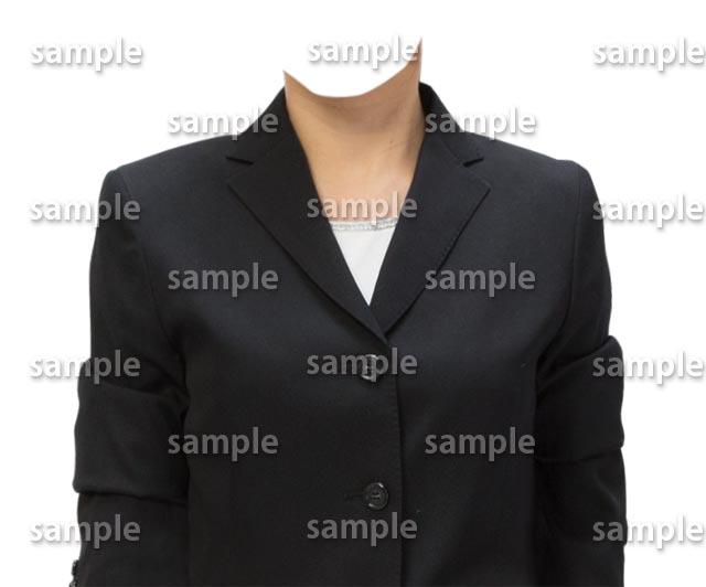 女性ビジネススーツ正面