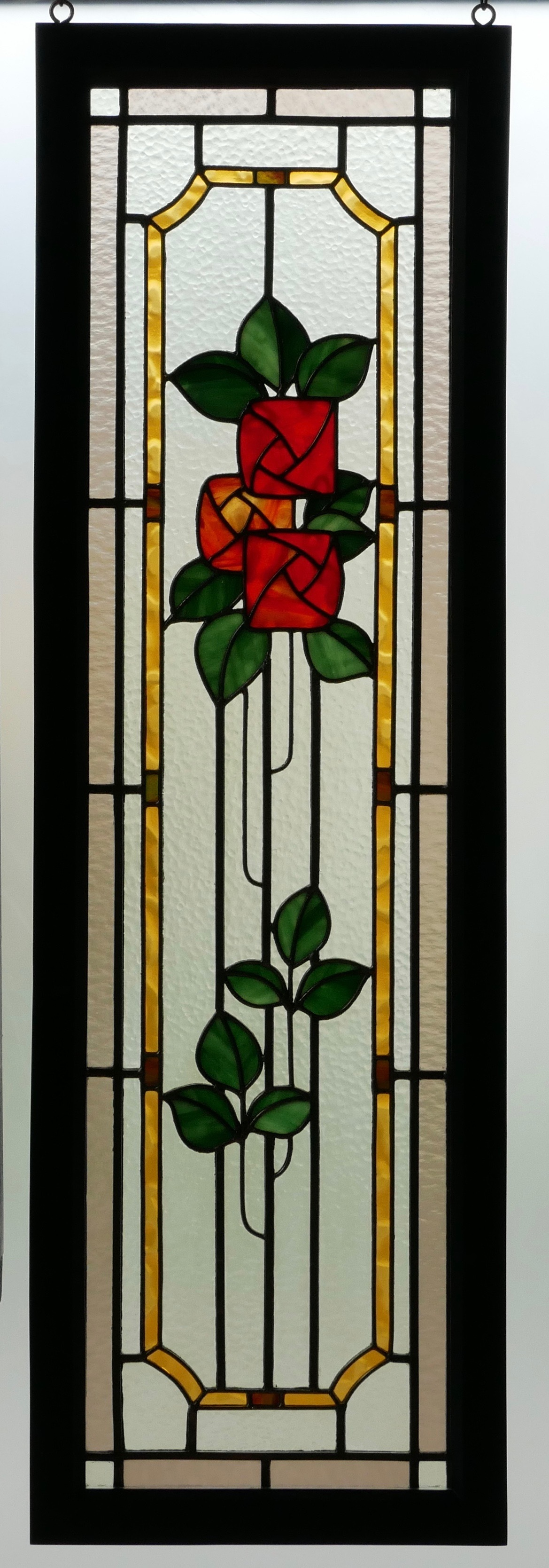 パネル 「アンティークスタイルのバラ」