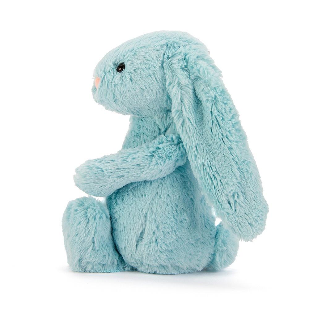 Bashful Aqua Bunny Small_BASS6AQ