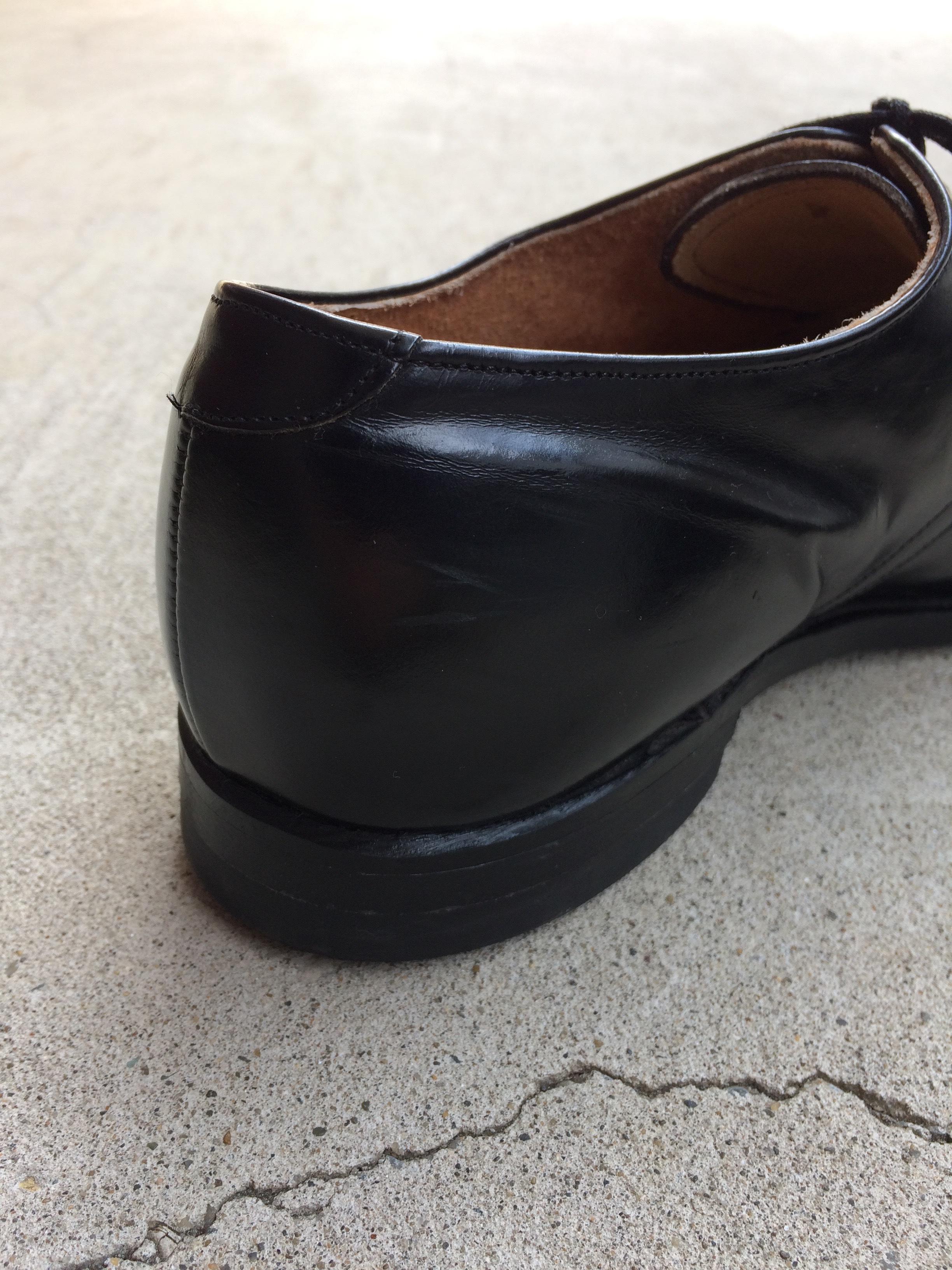 80s U.S Navy Service shoes  9 1/2 W