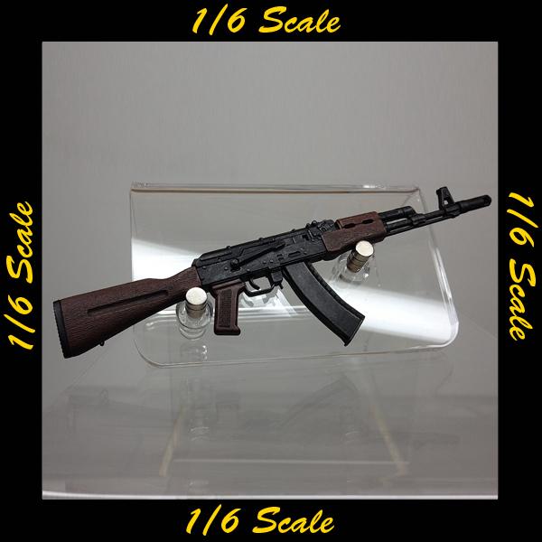 【00793】 1/6 ホットトイズ AK47 バイオハザード