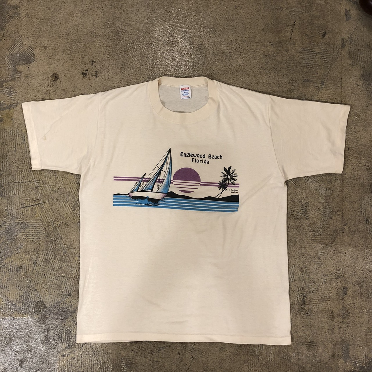 Englewood Beach FloridaTee ¥4,500+tax