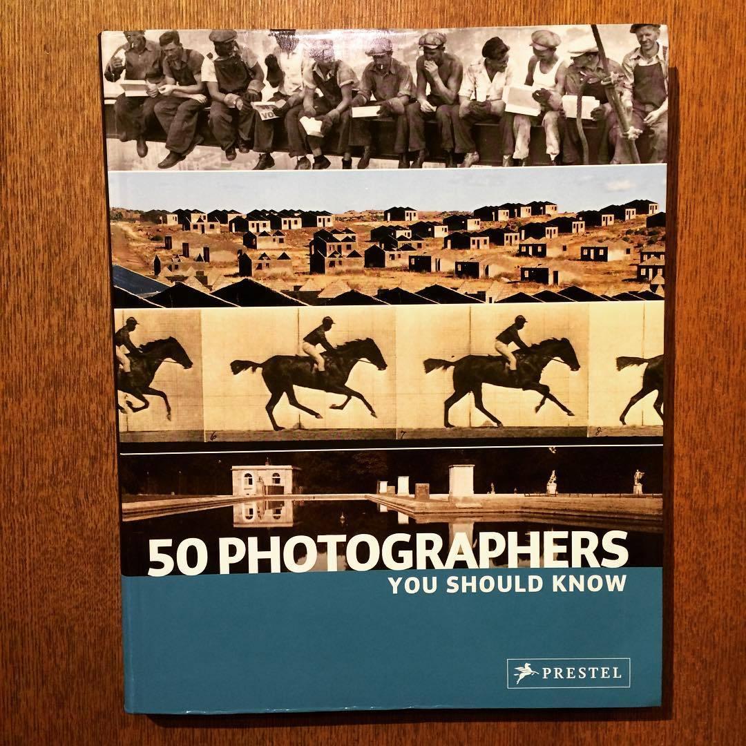 写真集「50 Photographers You Should Know」 - 画像1