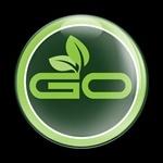 ゴーバッジ(ドーム)(CD0269 - GO GREEN 07) - 画像1