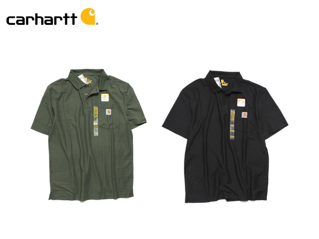 CARHARTT|POLO SHIRT