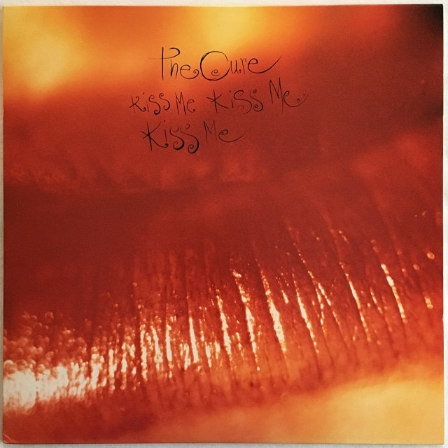【LPx2・米盤】The Cure / Kiss Me Kiss Me Kiss Me