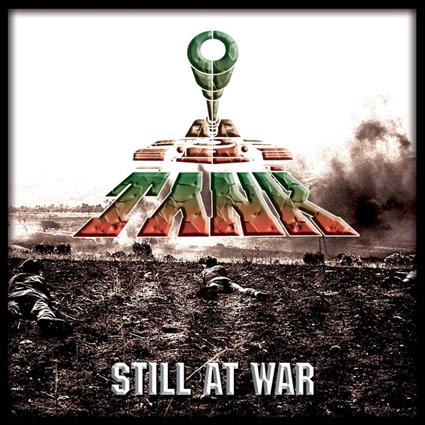 """TANK """"Still At War""""日本盤"""