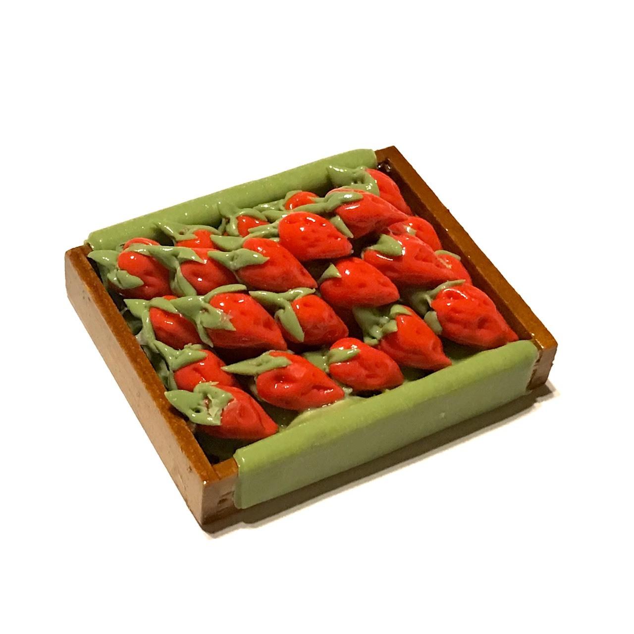 ミニチュアイチゴセット