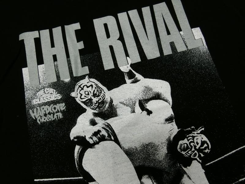 初代タイガーマスク/THE RIVAL TWO(暗闇脳天ブラック) / ハードコアチョコレート