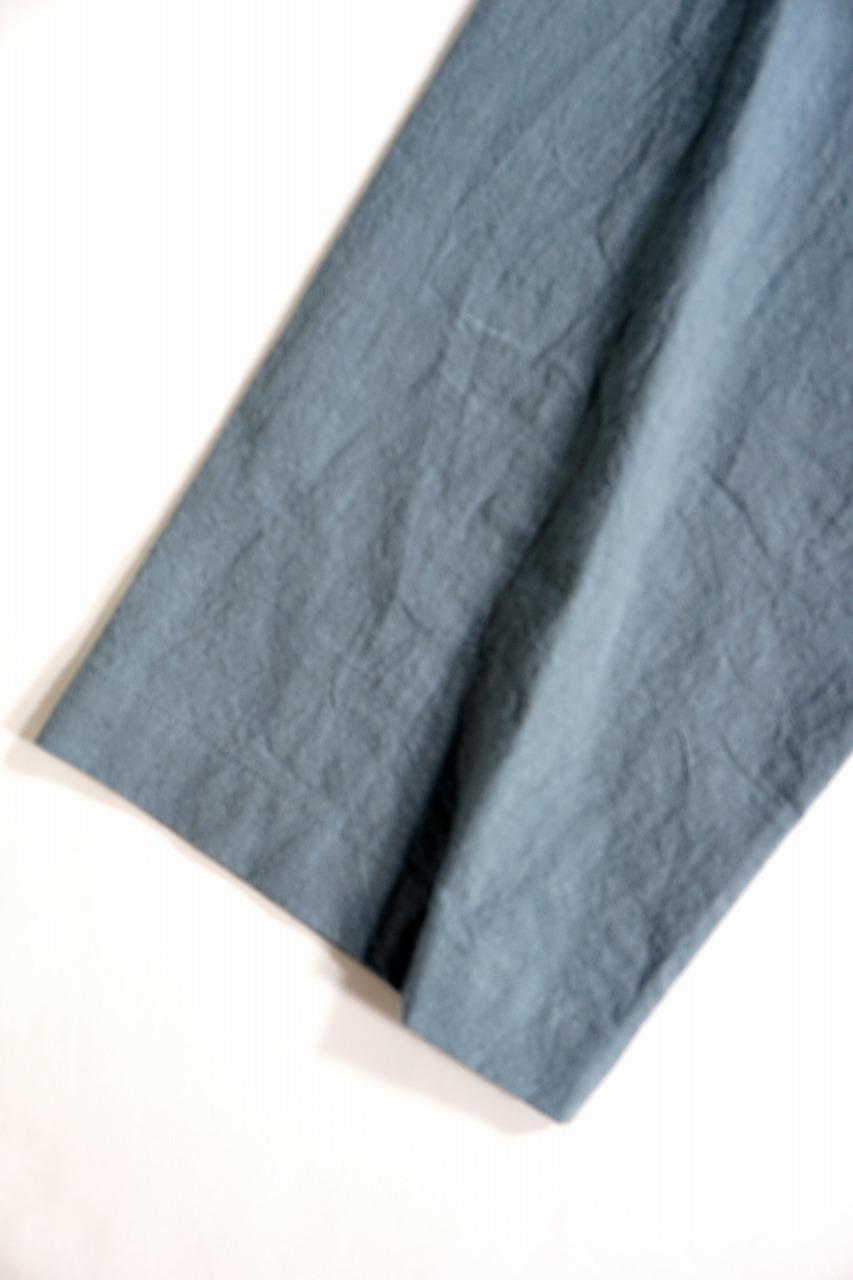 Slub Cloth Shirt Coat