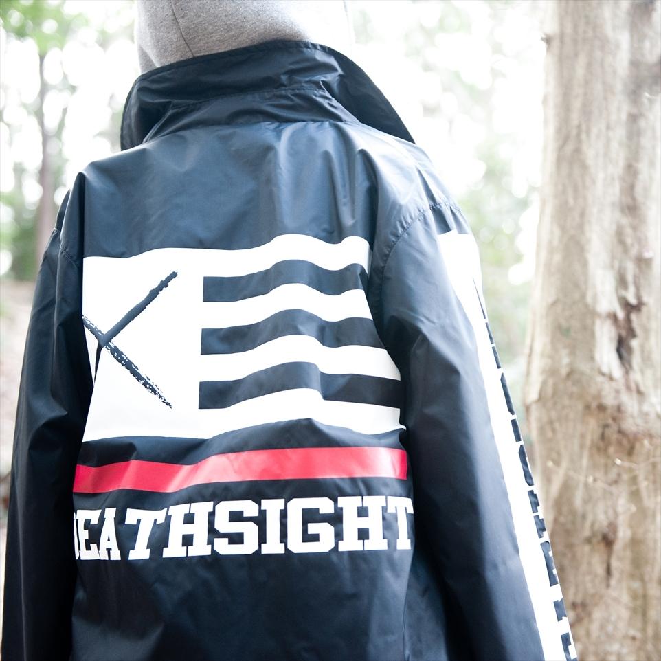 FLAGS C JKT (RED) - 画像3