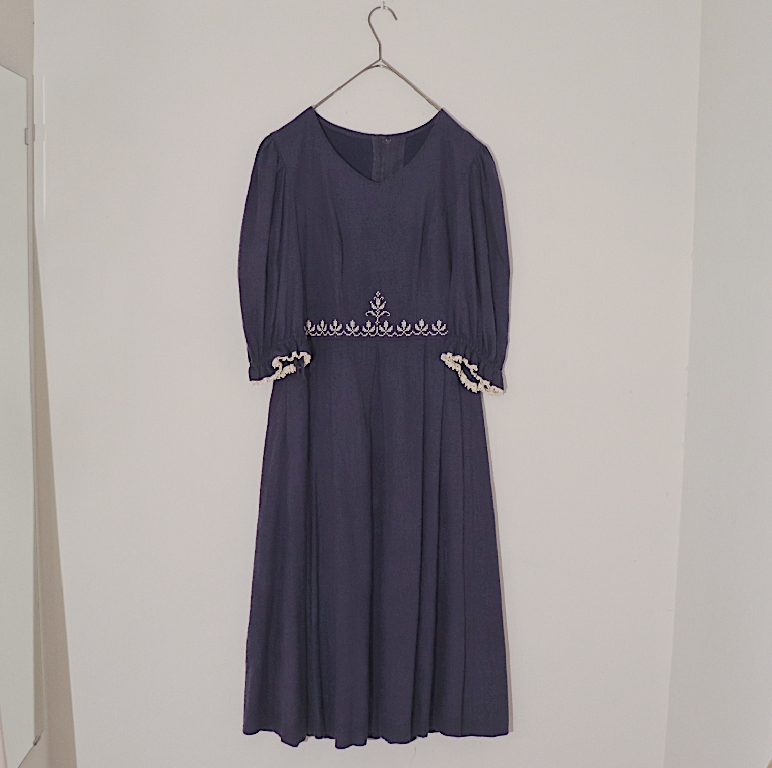 country navy one-piece
