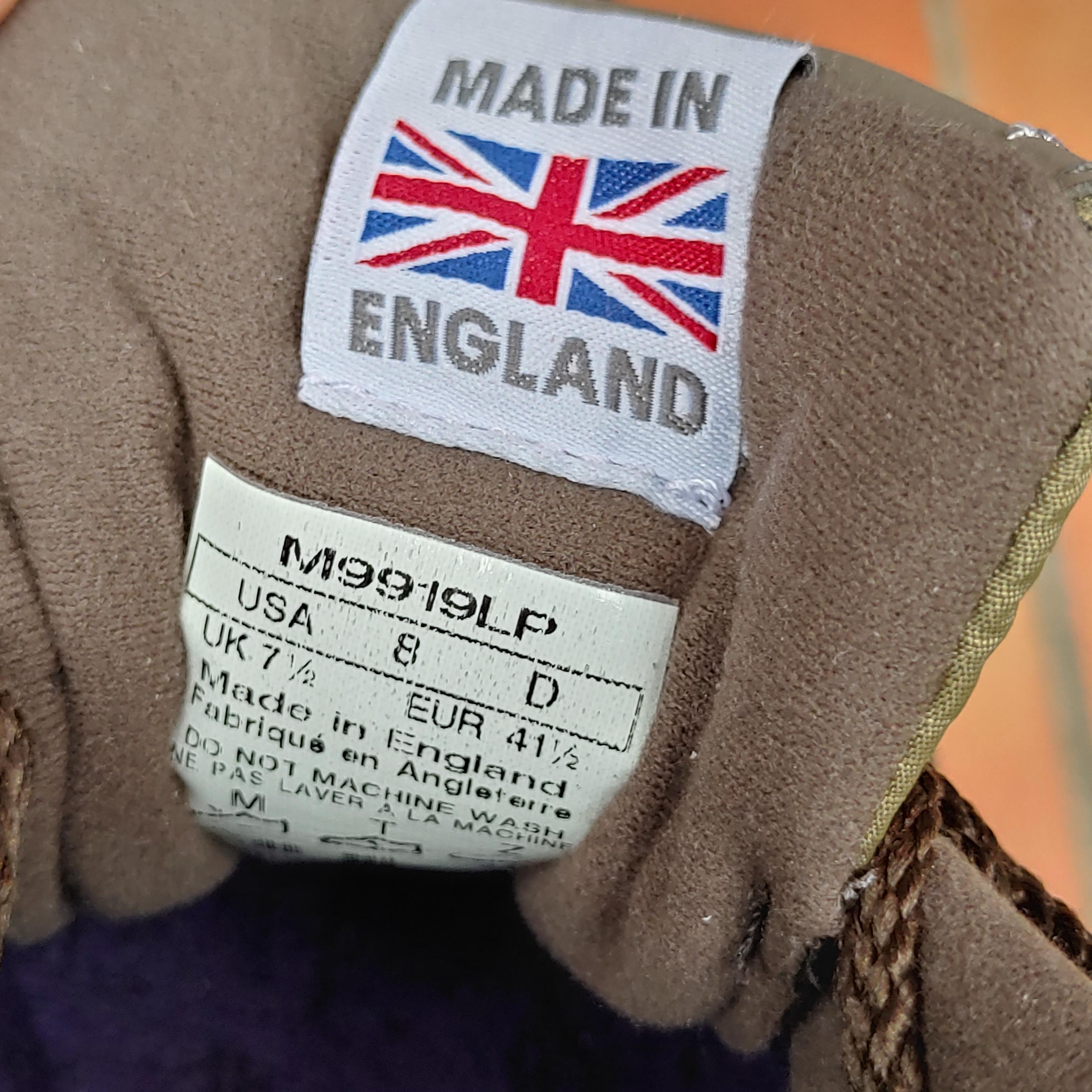 【ENGLAND】NEW BALANCE 991.9 US7.5