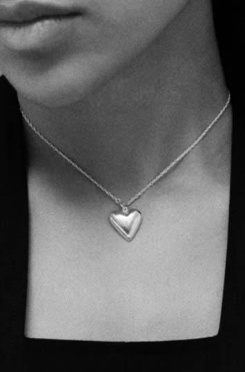 SOPHIE BUHAI   [GOLD PETITE HEART PENDANT]