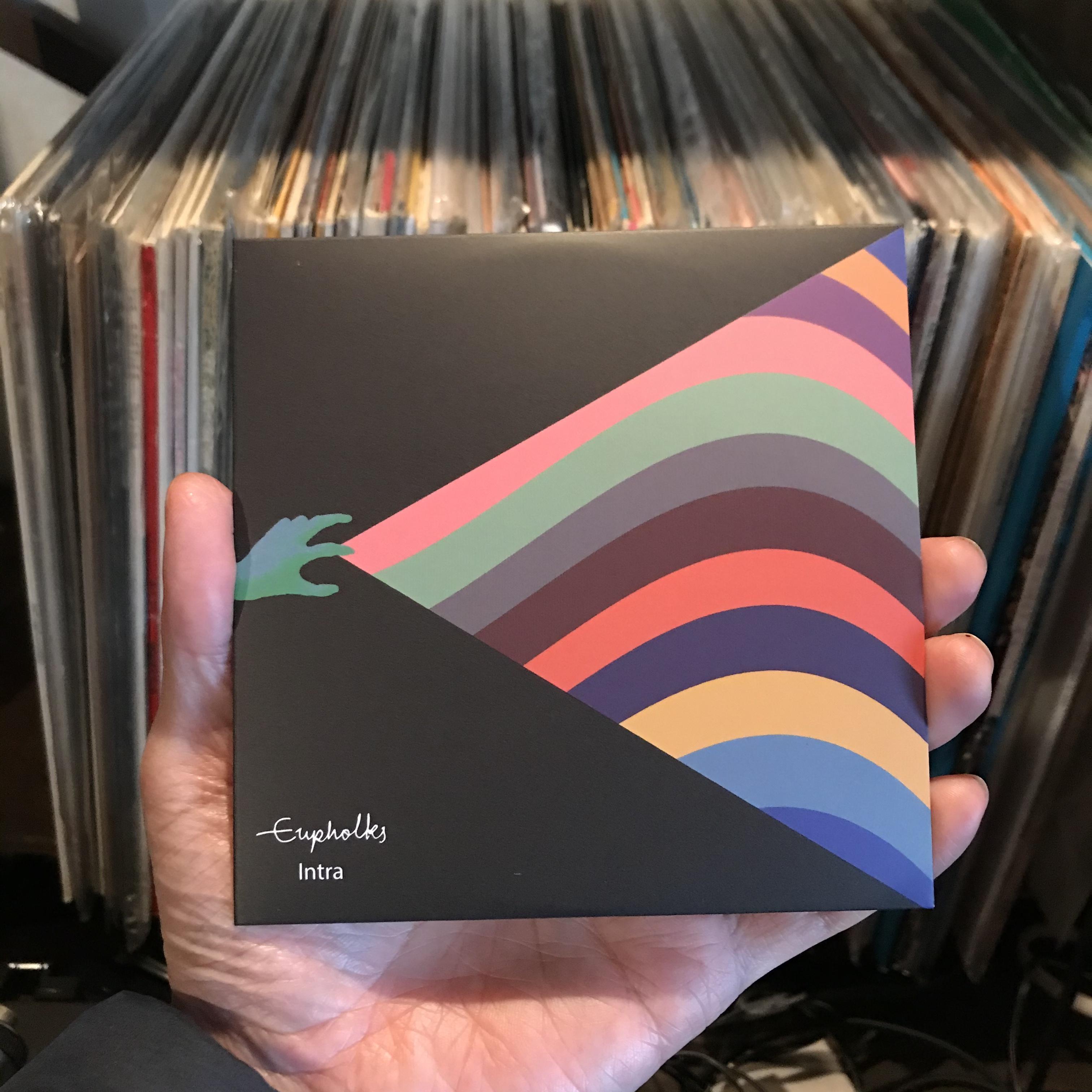 【ドネーション】Eupholks/Intra(CD)